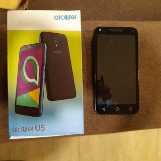 Movil nuevo!! Alcatel U5 LIBRE