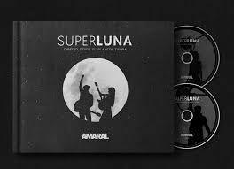 Amaral - Superluna Libro CD Concierto Madrid 2017