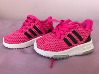 Zapatillas deportivas Adidas niña talla 19
