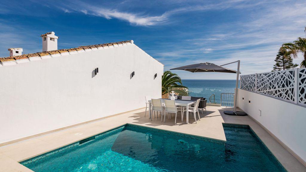 Villa en Urb Arena Beach (La Gaspara, Málaga)