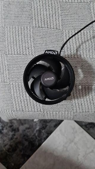 Disipador AMD Wraith Stealth