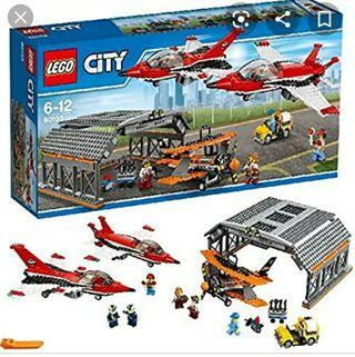 Aerodromo Lego 60103