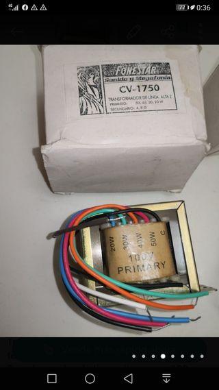 Transformador FONESTAR cv-1750