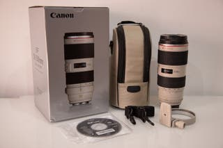 Canon 70-200mm f/2.8 L IS II USM