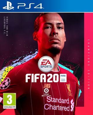 FIFA 20 Edicion champion ps4
