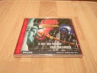 Chaos control cdi ( Precintado)