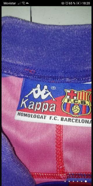 camiseta F.C BARCELONA TEM-94/95