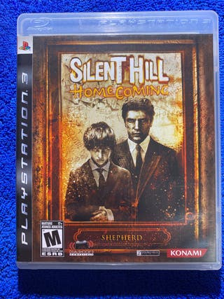 Silent hill home coming ! Juegazo! Ps3