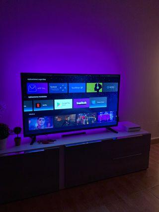 """Televisión Smart TV 40"""""""