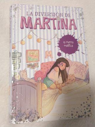 Libro de la diversión de martina