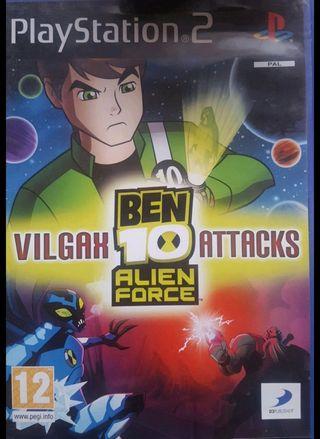 juego playstation 2,Ben10