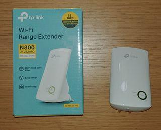 Repetidor Wifi TP-link como nuevo