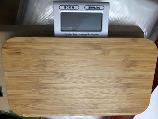 Pesa, báscula de cocina pequeña