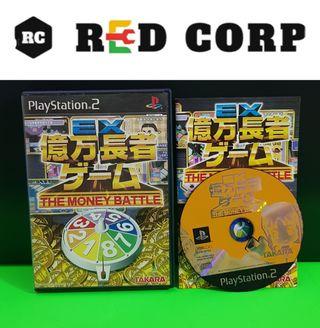 PS2 THE MONEY BATTLE
