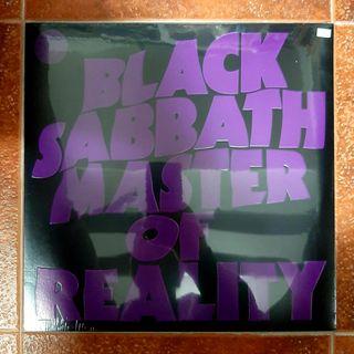 BLACK SABBATH -Master Of Reality- LP Vinilo