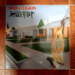 BAD RELIGION -Suffer- LP Vinilo