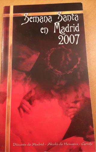 Libro SEMANA SANTA Madrid 2007