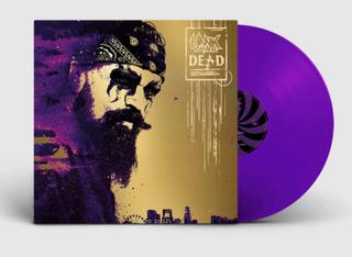 Hank Von Hell Dead Lp Vinilo Color Purpura 1500