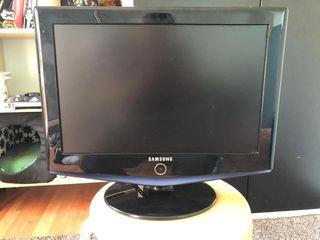 Tv 19' televisor monitor Samsung sin TDT LE19R71B