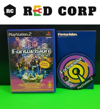PS2 FANTAVISION JAPONES
