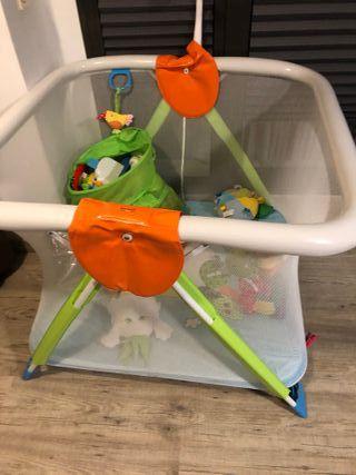 Parque infantil bebé