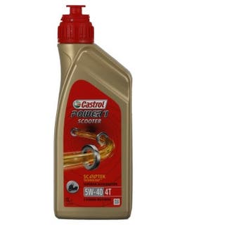 Aceite Castrol Power 1 Racing 4T 5W40