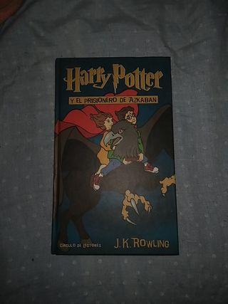 Libro:Harry Potter y el prisionero de Azkaban
