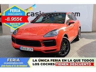 Porsche Cayenne Coupe E-Hybrid 340 kW (462 CV)