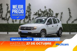 Dacia Duster Ambiance dCi 80kW (109CV) 4X4 2017