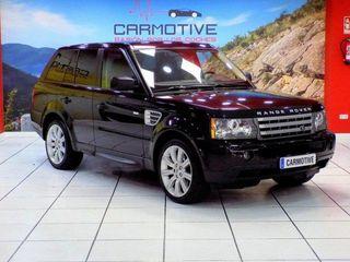 Land Rover Range Rover Sport 2.7 TD V6 HSE 140 kW (190 CV)