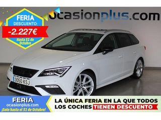SEAT Leon ST 2.0 EcoTSI SANDS FR Edition DSG 140 kW (190 CV)