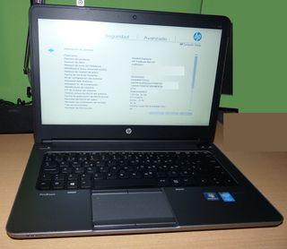 """HP ProBook 640 g1 14"""" i5 4300M 8gb RAM 500 gb SSD"""