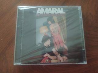 Doble CD AMARAL (Nuevo)