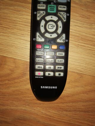 Mando tv Plasma Samsung