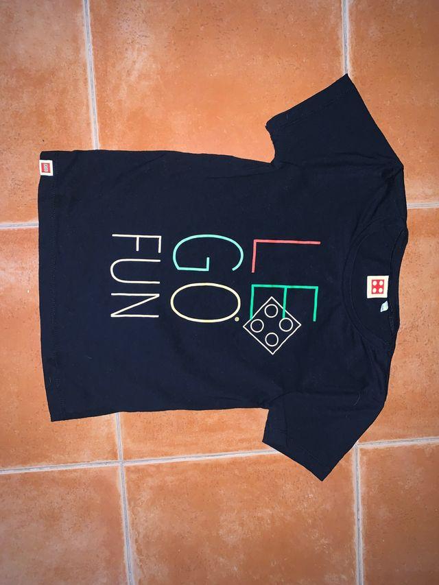 Camiseta LEGO talla 7-8 años