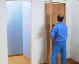 instalaciones de puertas de paso