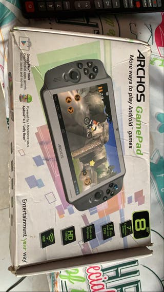 Consola android