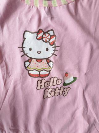 Camiseta Hello Kitty Nueva Sin Estrenar
