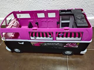 Autobús Monsters high