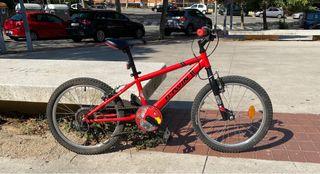 """Bicicleta 20"""" niño/niña"""
