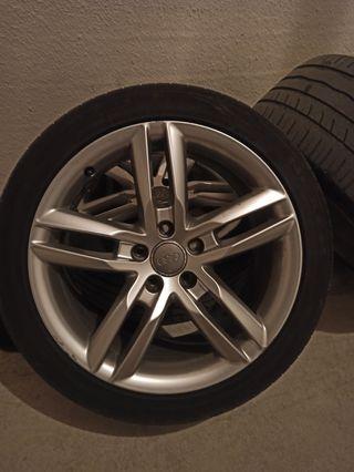 Llantas originales Audi A4 VAG