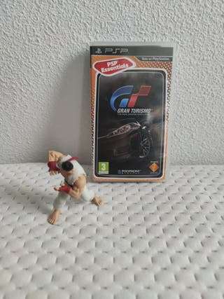 Gran Turismo. PSP.