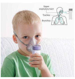 Nebulizador niño y adulto