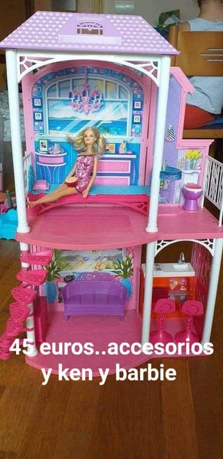 mansion de barbie .. regalo princesa