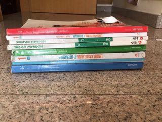Lote de libros 1 Eso