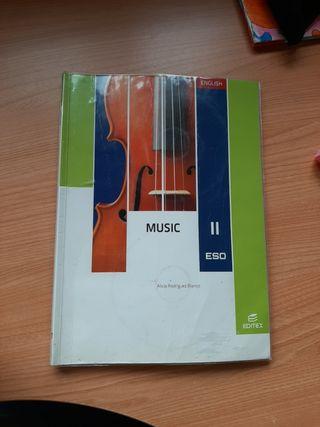 Libro MUSIC 2 ESO