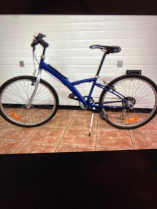 BICICLETA JUNIOR AZUL