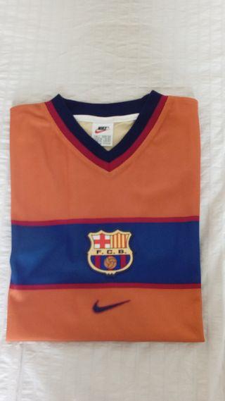 Camiseta vintage futbol 90´s Talla L.