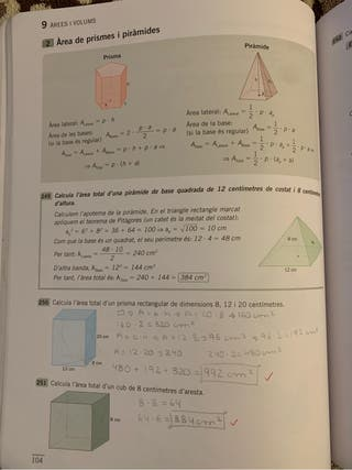Libre 3 ESO Matemàtiques Nova Serie Bàsica