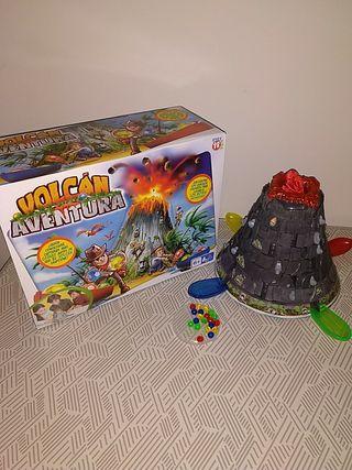juego volcan